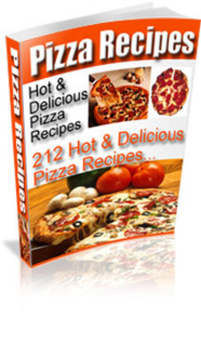 Product picture Enjoy 212 Hot & Delicious Recipes