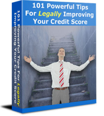 Product picture 101 Powerful Ways To Fix Your Credit  and  Boost Your Score